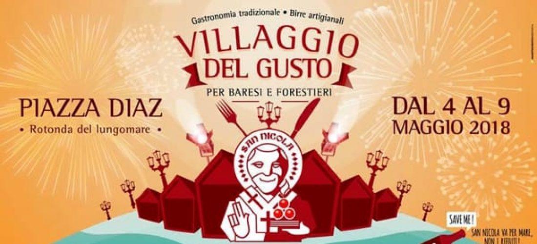 Village of taste 2018