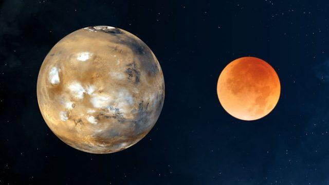 Eclissi lunare totale