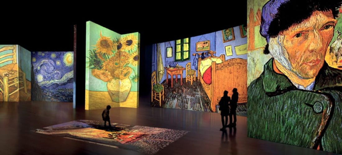 Van Gogh Alive – L'esperienza
