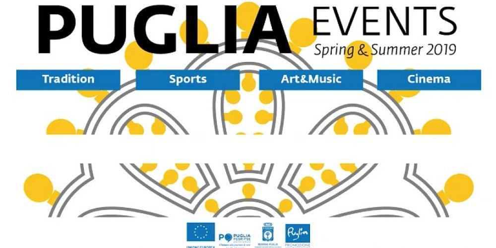 Puglia eventi 2019